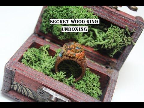 Secret Wood Ring Unboxing | Autumn River