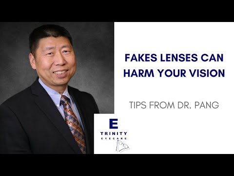 Can Wearing Fake Lenses In Glasses Harm My Vision? | Dr. Albert Pang