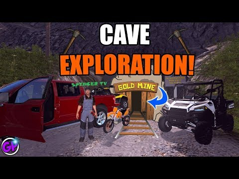 Download EXPLORING CAVES WITH SPENCER TV! POLARIS RANGER +