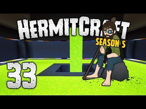 HermitCraft 5 - #33   Storage in the DANCE FLOOR! [Minecraft 1.12]