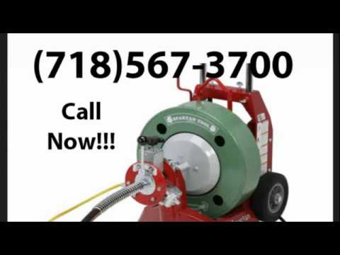 Unclog Sewer Main Drain Brooklyn (718)567-3700 Brooklyn Drain Cleaning