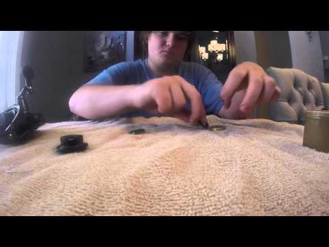 How to service a spinning reel drag (daiwa)