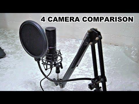 🎤 Toner Pro Studio USB Microphone. Unboxing, Assembly & Live Multi-Microphone Comparison