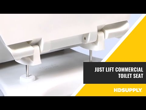 Just Lift Commercial Toilet Seat - HD Supply Facilities Maintenance
