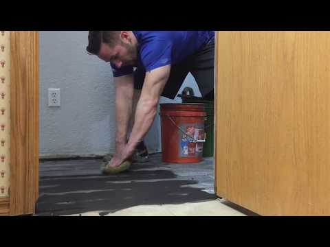 How To Grout Wood Tile