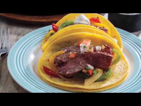 Chile-Lime Steak Fajitas   Price Chopper Cooking How-To