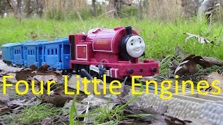 Trackmaster Four Little Engines