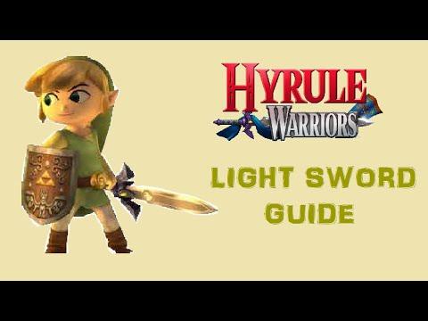 Hyrule Warriors: Toon Link   Light Sword Guide