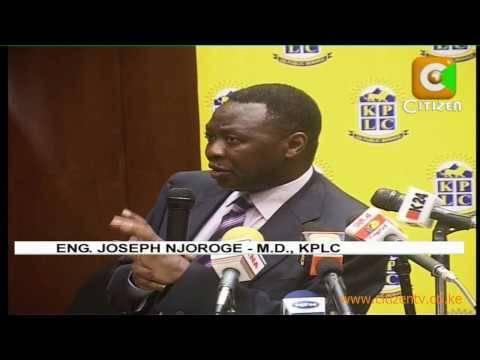 KPLC Lowers Power Tariffs