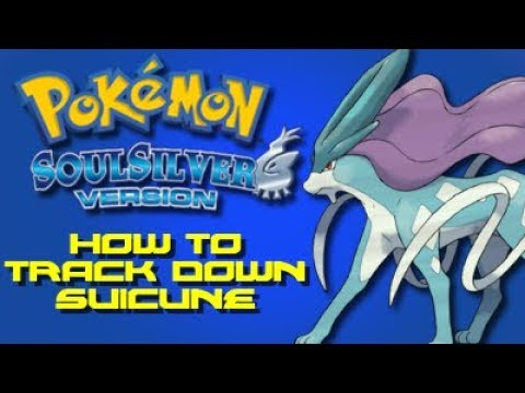 Pokemon Soul Silver: How to Catch Suicune