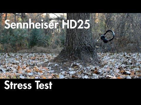 Sennheiser HD25 Stress Test | CAN THEY ENDURE THE ABUSE?