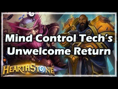 [Hearthstone] Mind Control Tech's Unwelcome Return