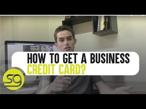 How To Get A business Credit Card Fast | #90