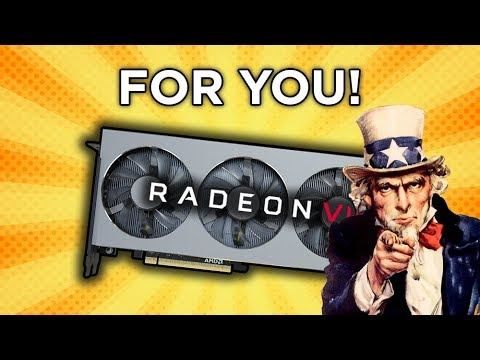 Radeon 7 DESTROYS The RTX 2080... For These Gamers!