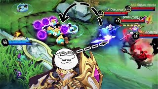 Mobile Legends WTF | Funny Moments 124