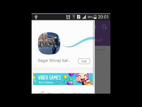 How to hide online status in viber app
