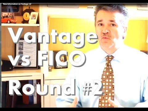 New Information On Vantage 30 Vs Fico 9 Credit Score