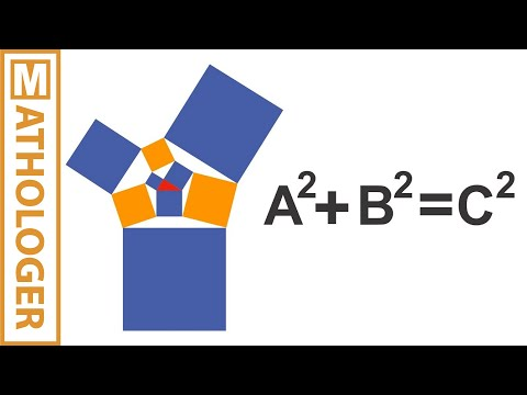 Visualising Pythagoras: ultimate proofs and crazy contortions