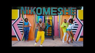 Dully Sykes Ft Harmonize - Nikomeshe (Official Music Video)