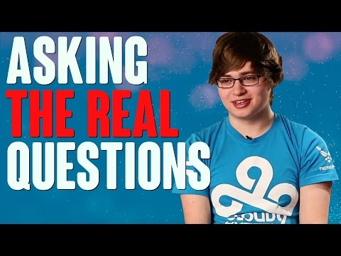 Asking Cloud 9 The REAL Questions