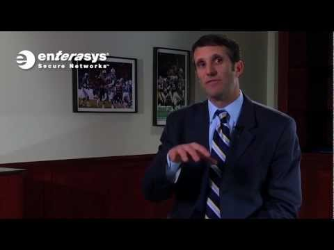 What makes Enterasys' technology different?