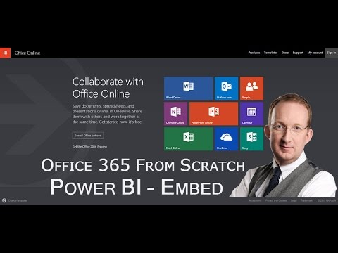 Embed a Power BI report in SharePoint