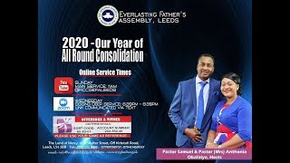 RCCG EFA Leeds 2020 Fathers' Day Service 21st June 2020