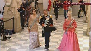 Download Denmark Celebrates Crown Prince Frederiks 50th Birthday Video