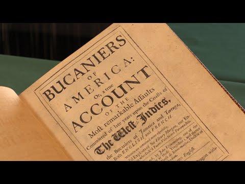 Bucaniers of America, Alexandre Exquemelin. First Editions, 1684 & 1685. Peter Harrington Rare Books