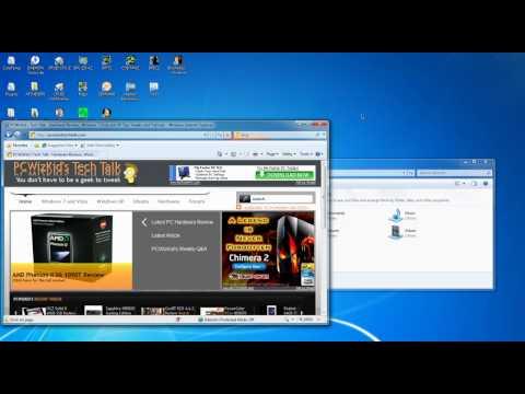Windows 7 - Time Saving Keyboard Shortcuts