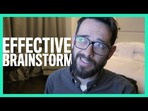 Is Brainstorming Effective?