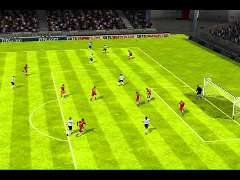 FIFA 13 iPhone/iPad - Folkestone FC vs. Manchester Utd
