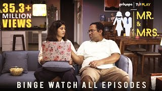 TVF Play | Mr. & Mrs. S01E01 I Watch all episodes on www.tvfplay.com