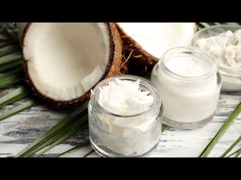 How To Tighten Belly Skin Using Coconut Oil- Natural Remedy To Remove Loose Belly Skin