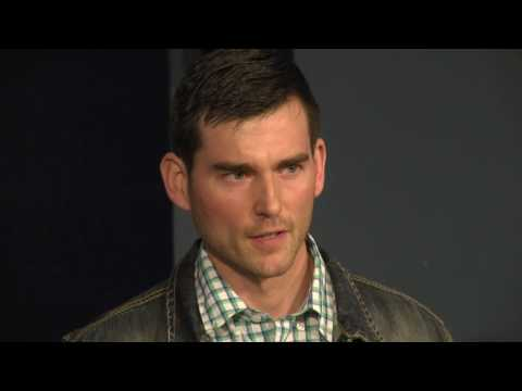 Why you should fall recklessly in love | Adam Casey | TEDxMU