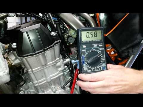 KTM Throttle Position Sensor (TPS) Adjustment Made Easy - Special Tool
