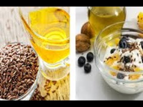 How To Make The Flaxseed Oil Plus Cottage Cheese/quark Mixture .. A Cure For Cancer