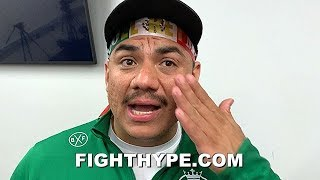 """FURY CUTMAN CAPETILLO REVEALS WHAT TYSON SAID """"PISSED HIM OFF"""" ABOUT WALLIN WHEN CUT HAPPENED"""