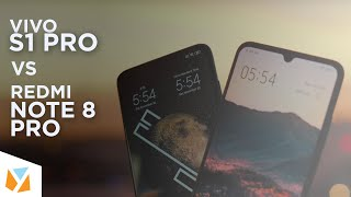 Vivo S1 Pro vs Redmi Note 8 Pro Comparison Review