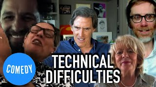 Rob Brydon And Friends Have Technical Difficulties | BRYDON & | Universal Comedy
