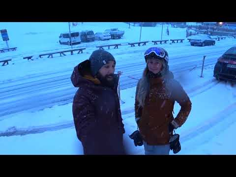 Chamonix Snow Report 17 January 2018