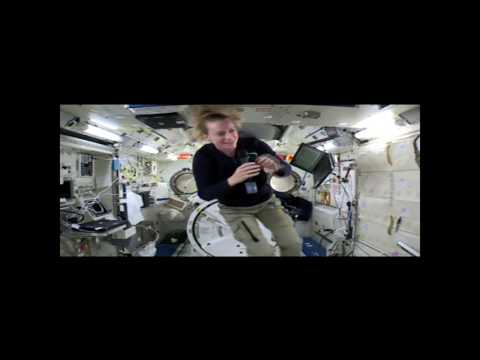 Live from the Space Station, NASA Astronaut Kate Rubins
