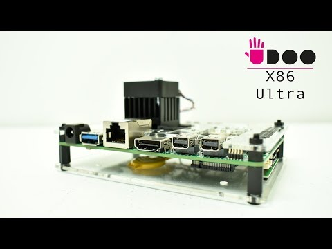 UDOO X86 Ultra Overview And Gaming Performance Test