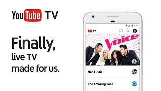 Introducing YouTube TV