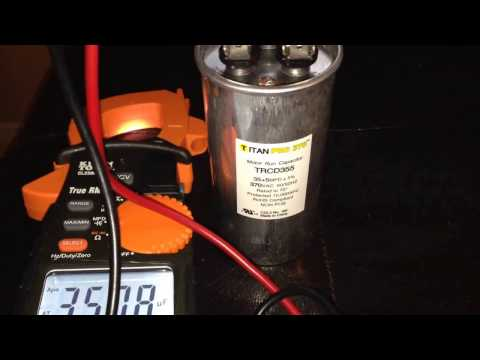 How to Test Capacitor with a Multimeter SIMPLE!