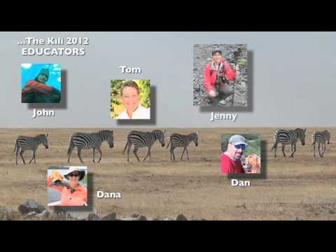 The Kili 2012 Safari to Ngorongoro and the Land of the Maasai