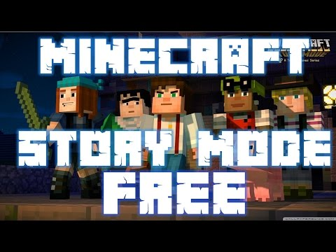 How To Get Minecraft Story Mode for FREE on PC [Windows 7/8/10]
