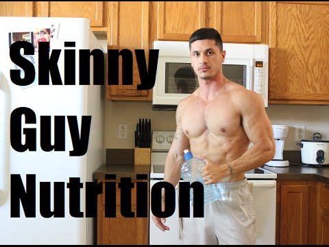 5 Step Muscle Building Nutrition for Skinny Guys