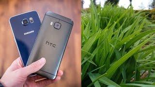 Samsung Galaxy S6 - Handheld Video Test Footage - 4K (UHD