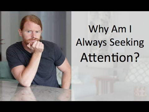 Why Am I Always Seeking Attention - with JP Sears